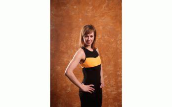 Комбинезон для спорта Perfect Orange спереди Комбинезон для спорта Perfect  Orange фото 29dce67c21e