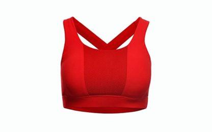 Красный топ Elegant модель