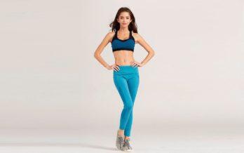 Одежда для йоги женская купить ⋆ Pinkipink 💋 184b33daed2