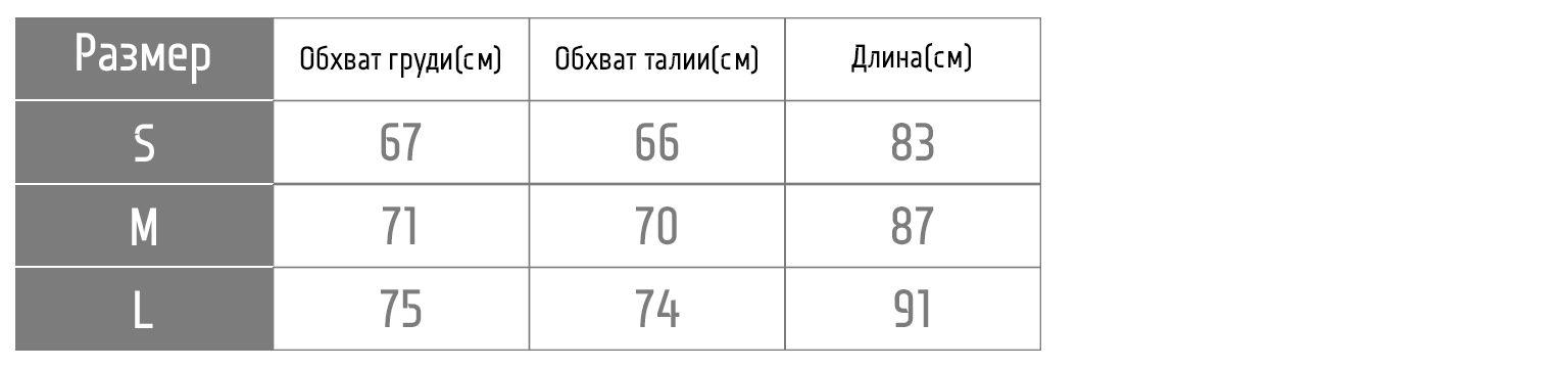 таблица размеров 1FT1068